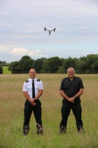 Drone Unit Dorset police